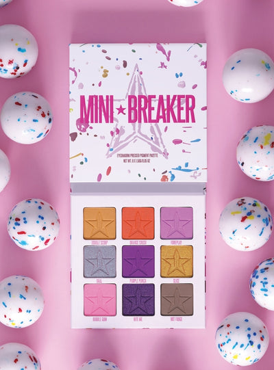 Jeffree Star Cosmetics Mini Breaker Palette