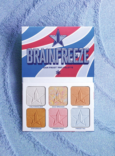 Jeffree Star Cosmetics Brainfreeze Pro Palette