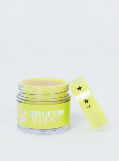 Jeffree Star Cosmetics Velour Lip Scrub Lemon Sucker