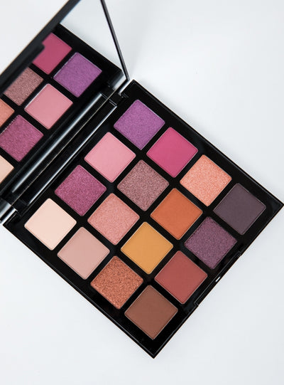 L.A Girl Haute Haute Heat Palette Vacay Everyday