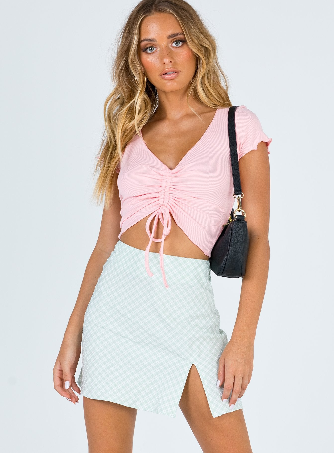 Bille Mini Skirt