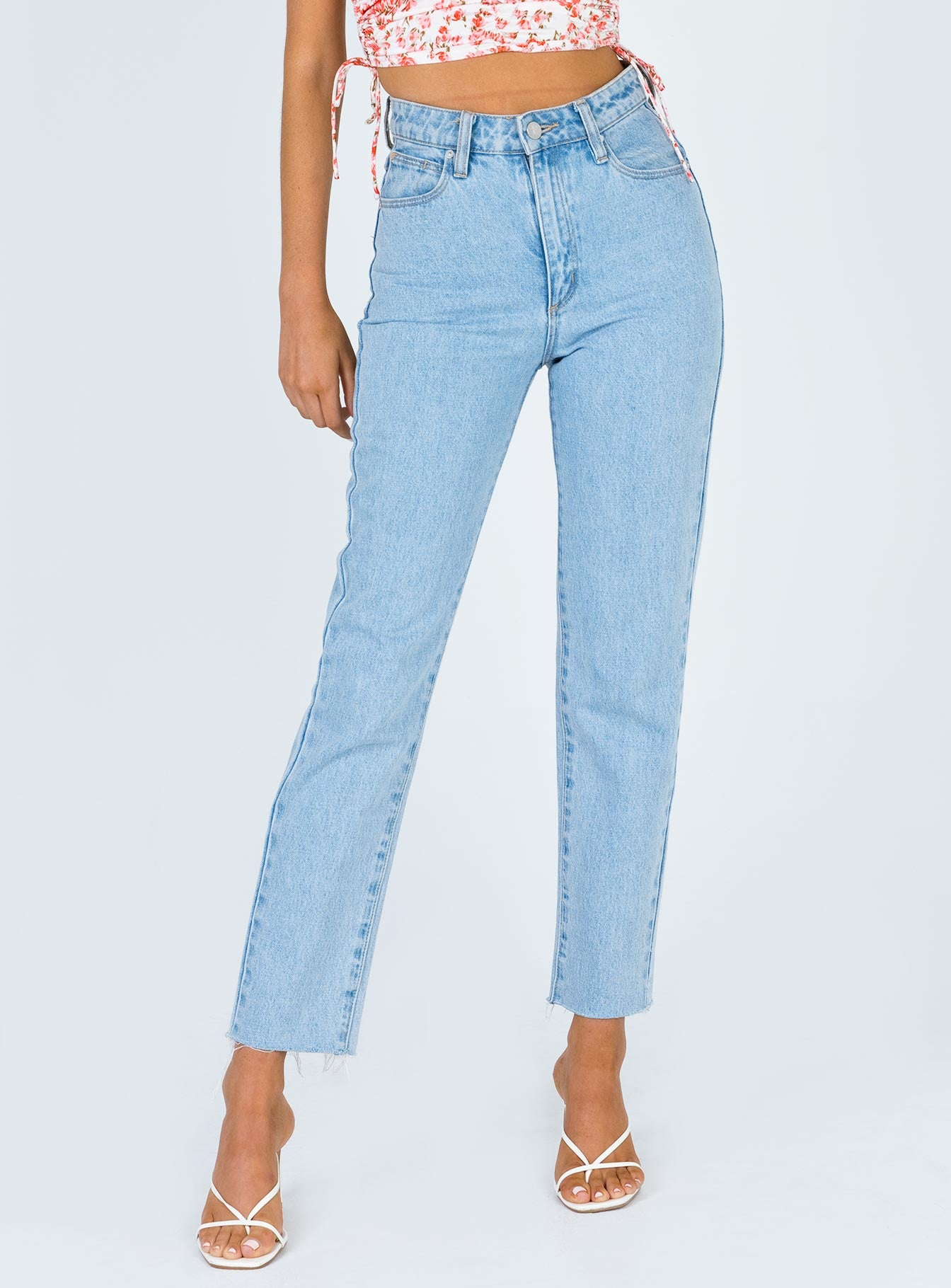 Abrand Walk Away 94 High Slim Jeans