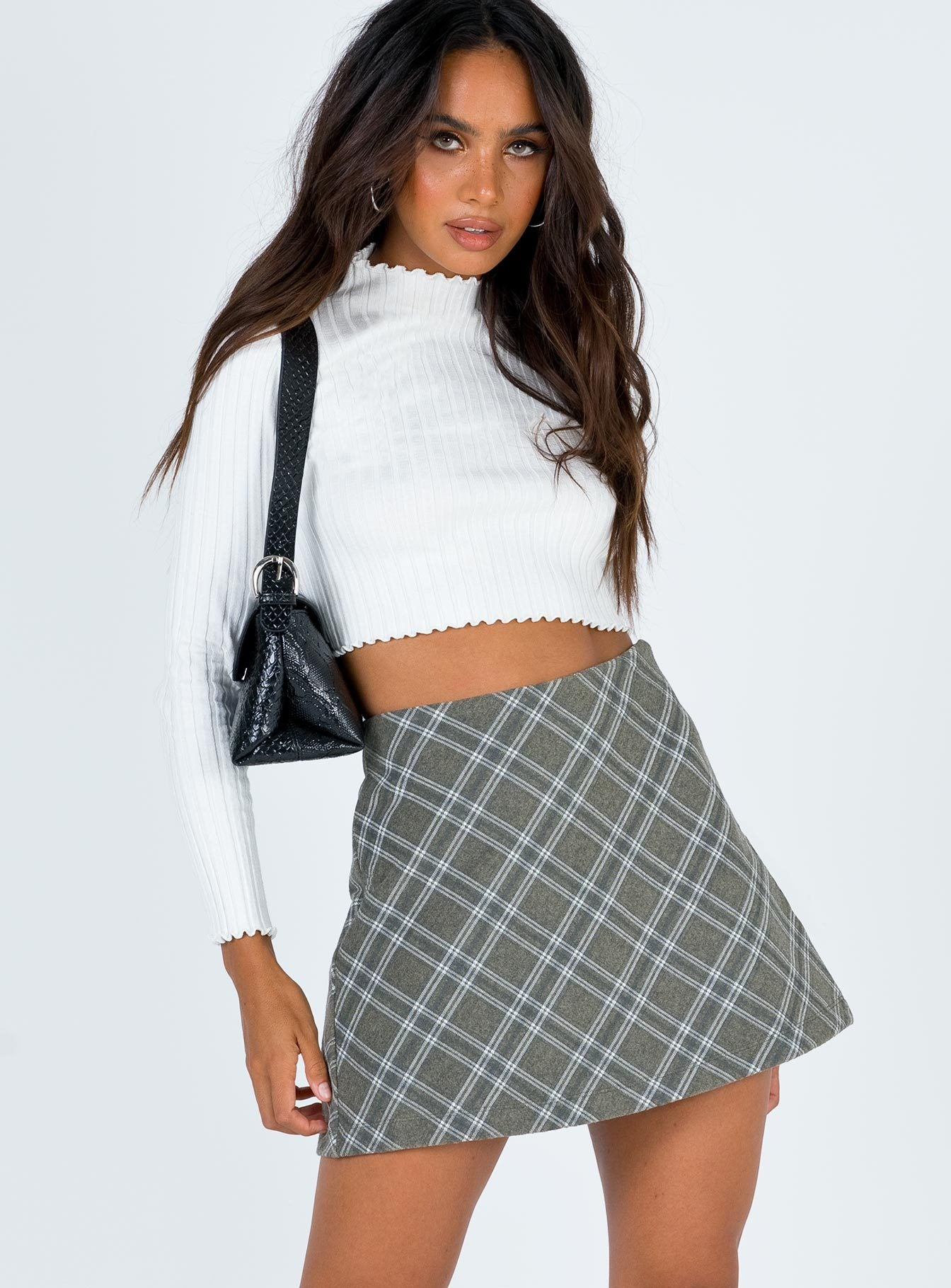 Mailey Mini Skirt