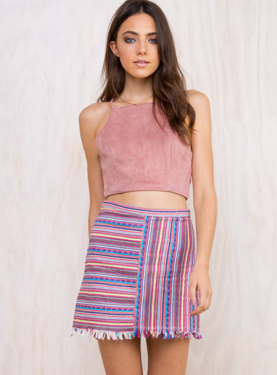 Marcella Crop Top