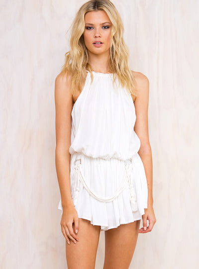 Alabaster Playsuit