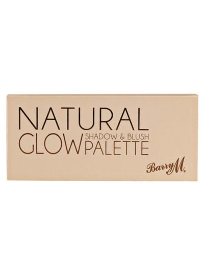 Barry M Natural Glow Palette 1