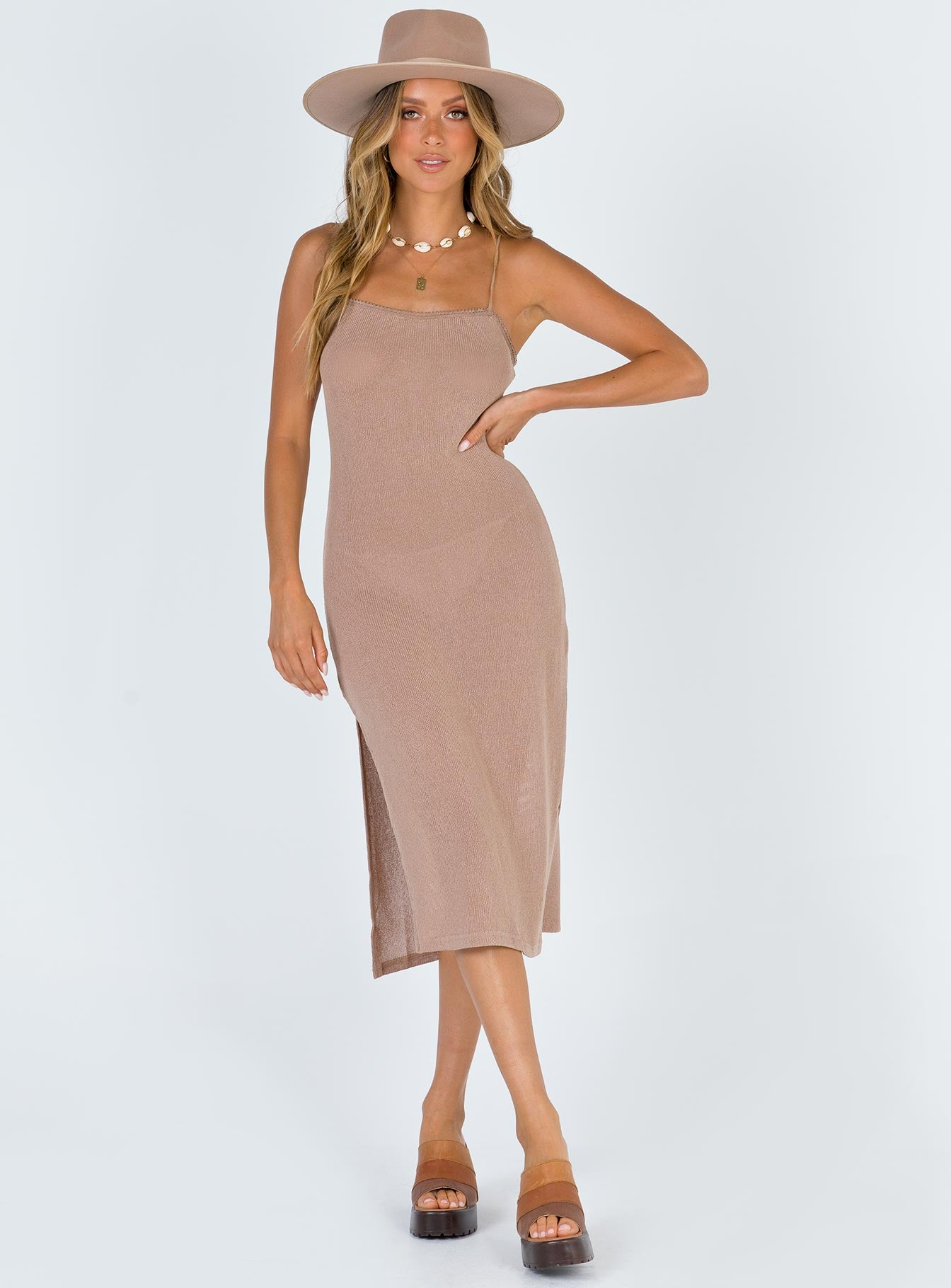 Laurel Midi Dress