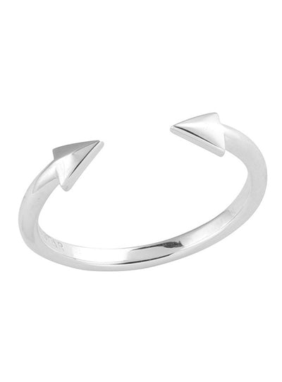 Twin Tips Ring