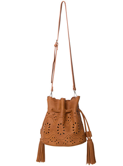 The Tan Fox Bag