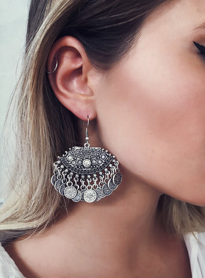 Almendra Spark Earrings