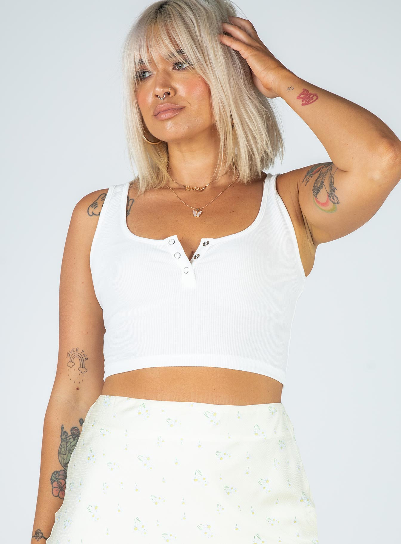 Melody Crop Top