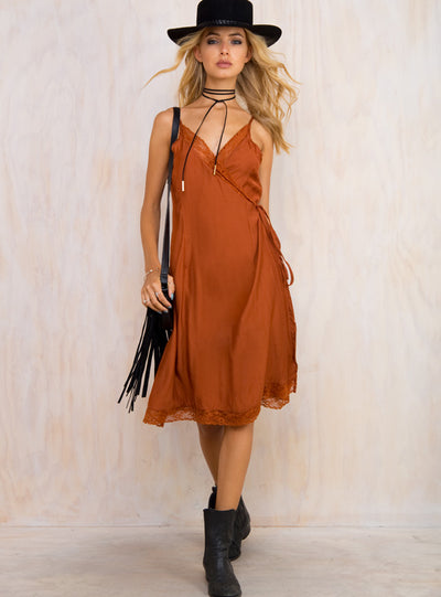 Somedays Lovin Canyon Wrap Dress