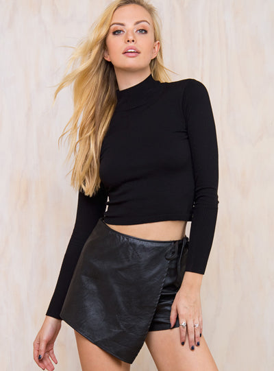 Kingsley Wrap Skort