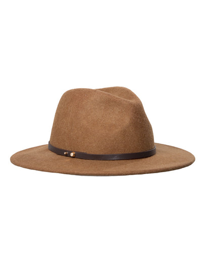 Ace Of Something Brown Oslo Hat