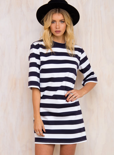 City Safari T-Shirt Dress