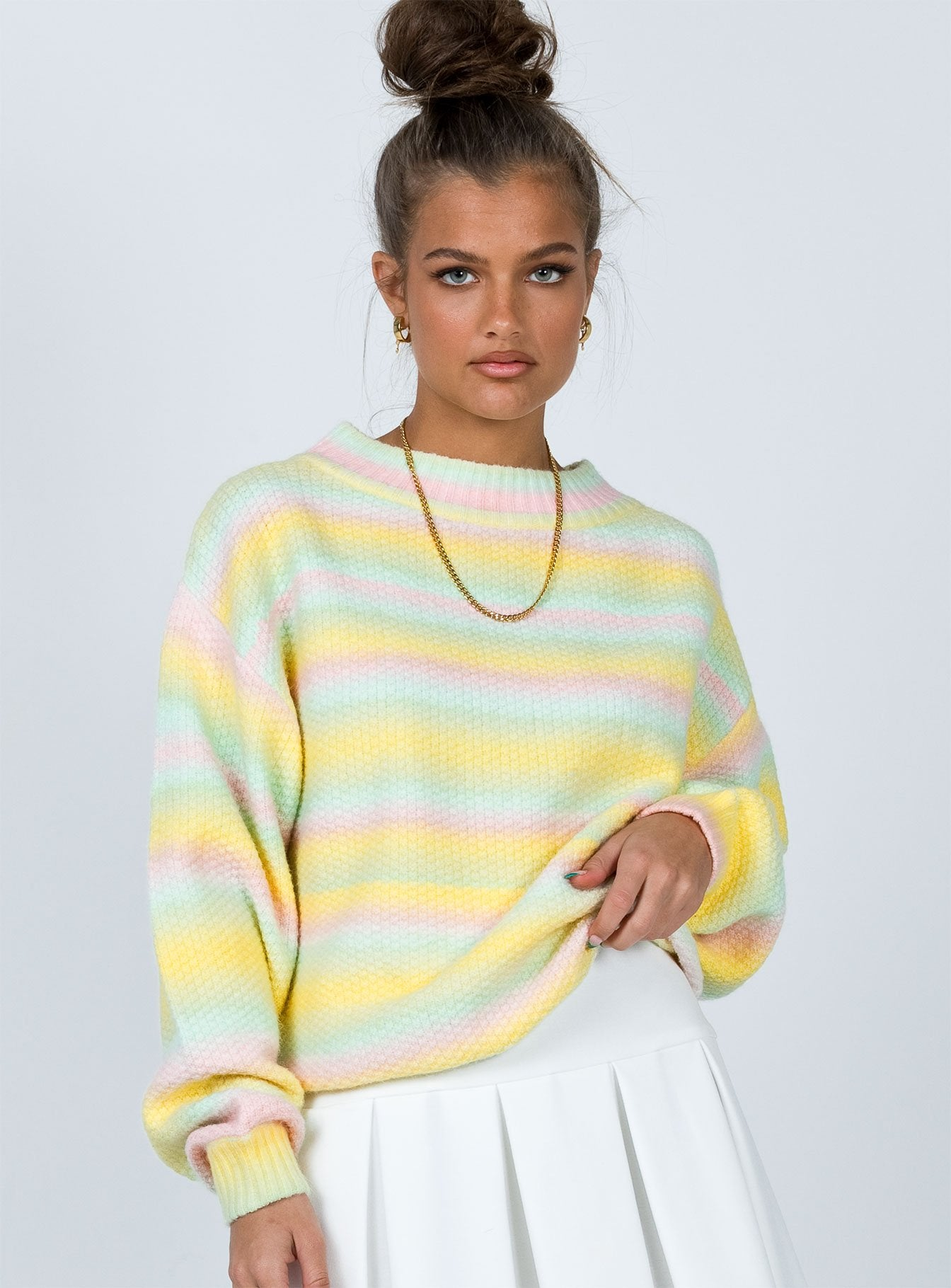 Pierre Sweater Multi