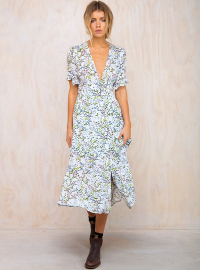 Somedays Lovin Woodland Days Midi Dress