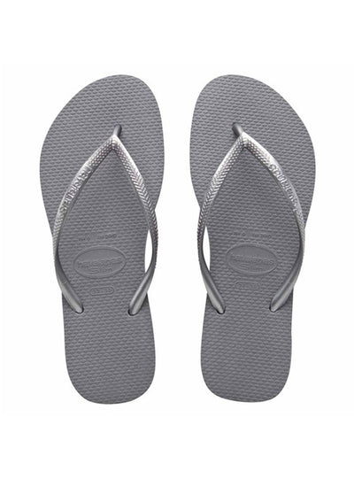 Havaianas Slim Metallic Steel Grey