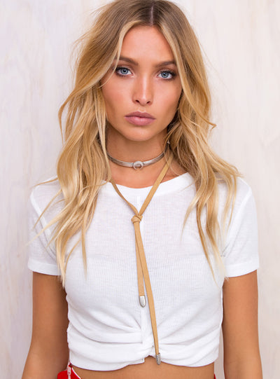8 Other Reasons Rising Moon Wrap Choker