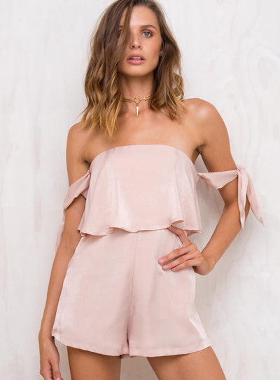 10 Little Lovers Off The Shoulder Romper