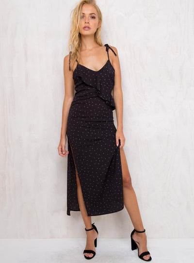 Writings On The Wall Maxi Dress