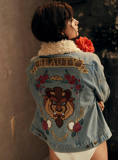 Disney By Minkpink Baroque N Beauty Jacket