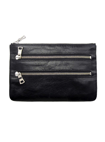 Status Anxiety Black Molly Wallet