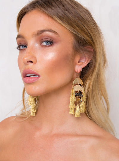 Egypt Wings Earrings
