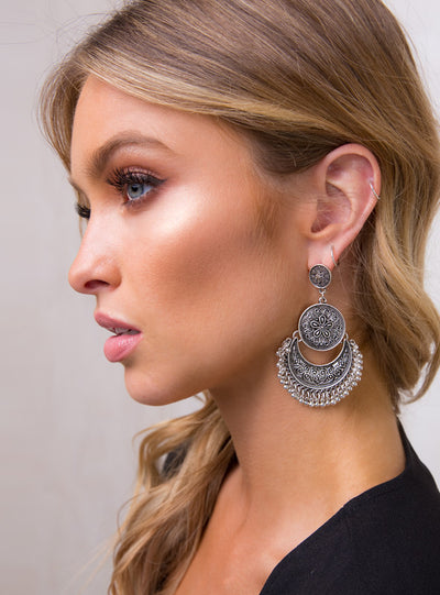 8 Other Reasons Tibet Earrings