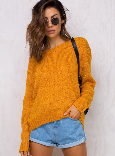 Minkpink Looped Out Jumper