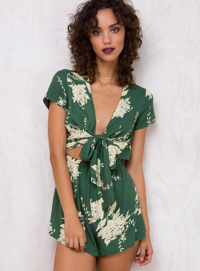Palm Springs Playsuit