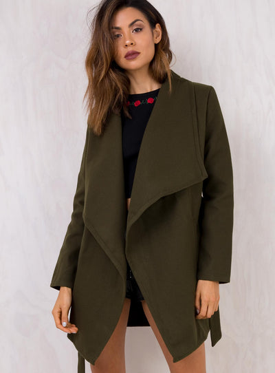 The Fairfax Coat