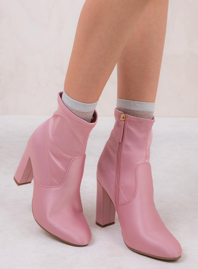 Therapy Dusty Rose Zeller Boots
