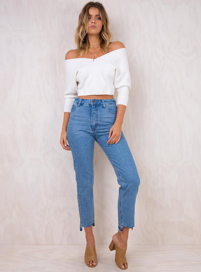 Daisy May Mum Jeans