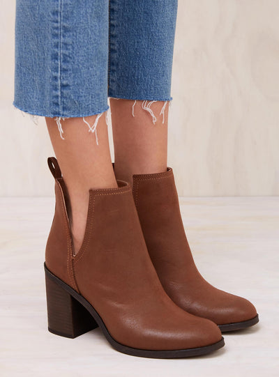 Lipstik Nerro Boot Tan