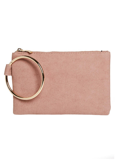 Peta And Jain Mink Coco Clutch