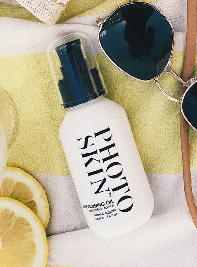 Photoskin Sun Tanning Oil