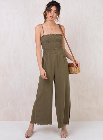 Tuscan Fields Jumpsuit