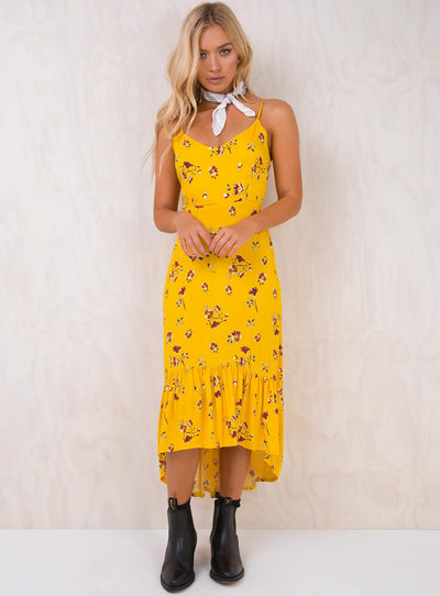 Canyon Manor Midi Dress