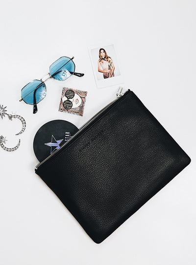 Status Anxiety Black Anti-Heroine Wallet