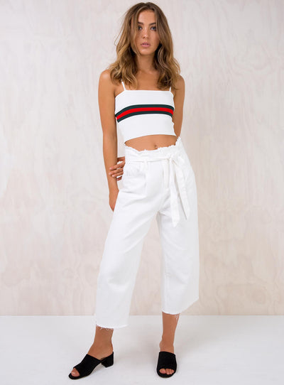 Silvertail Culottes