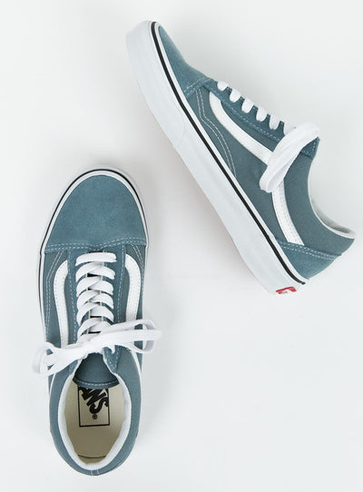 Vans Goblin Blue/True White Old Skool