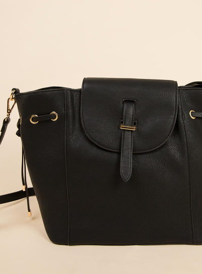 Peta And Jain Black Zara Bag