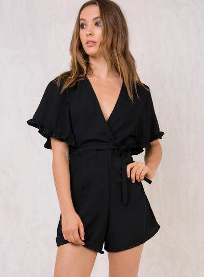 Motel Tamiko Playsuit