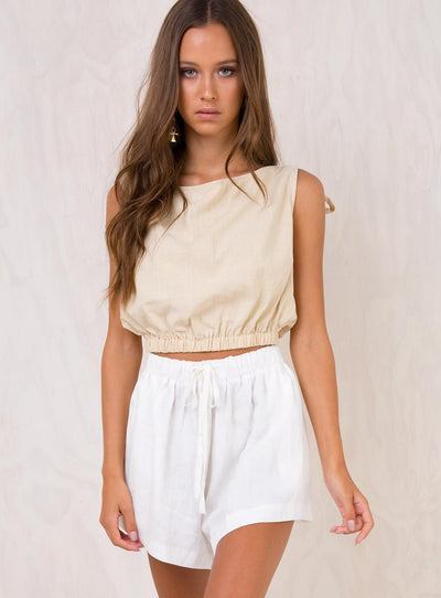 Willow Palm Shorts