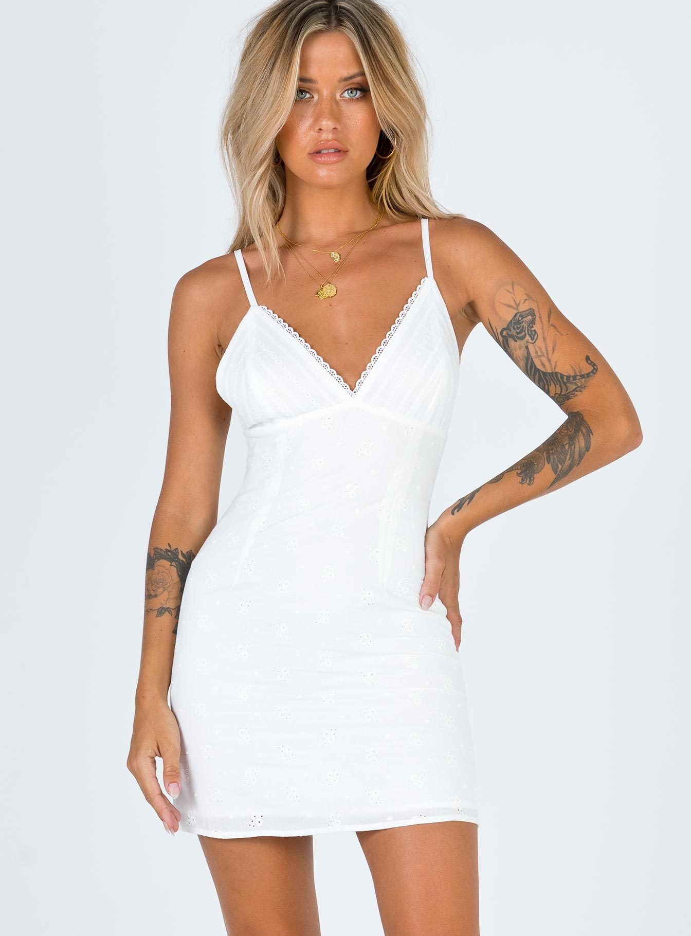 Whitley Mini Dress