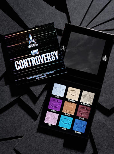 Mini Controversy Eyeshadow Palette