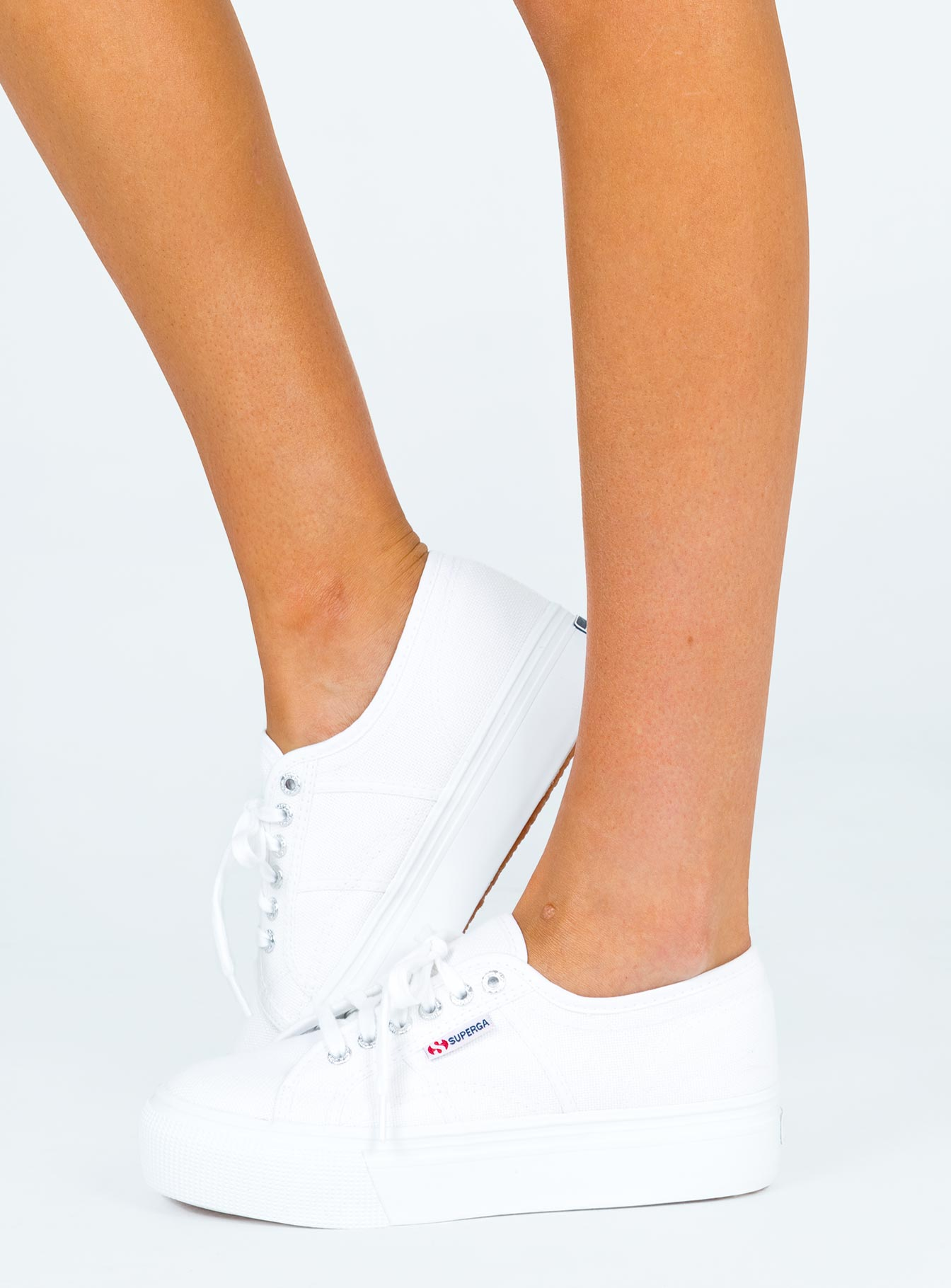 Superga Acotw Linea Up And Down White - LIMITED OFFER