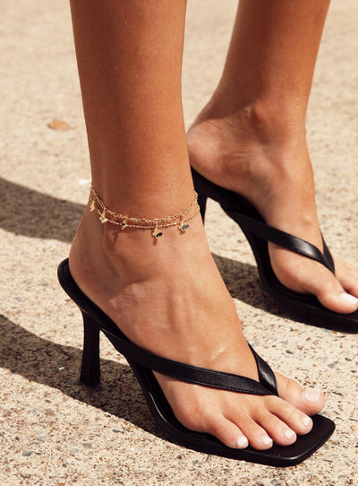 Fly Girl Anklet