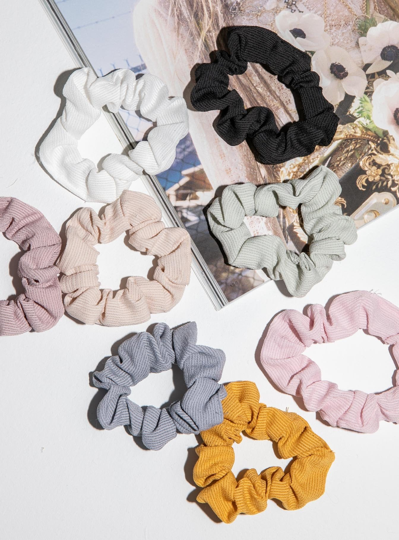 Baby It's You Scrunchie Set